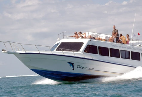 Fast Boat Ocean Star Express