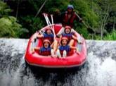 Bali Rafting : Telaga Waja